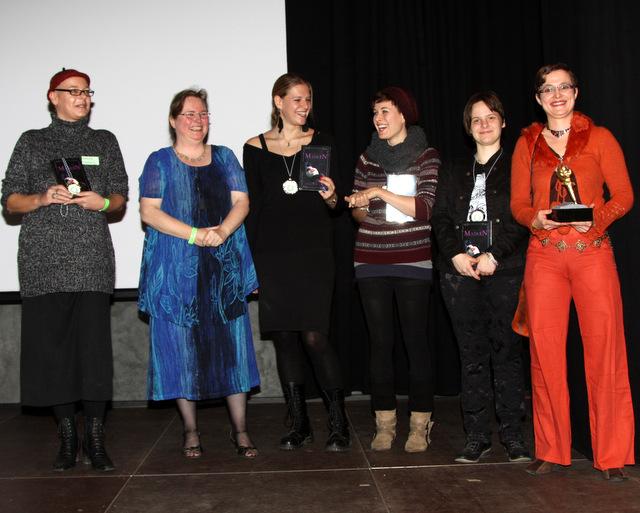 Siegerehrung der Storyolympiade am Muc-Con 2012