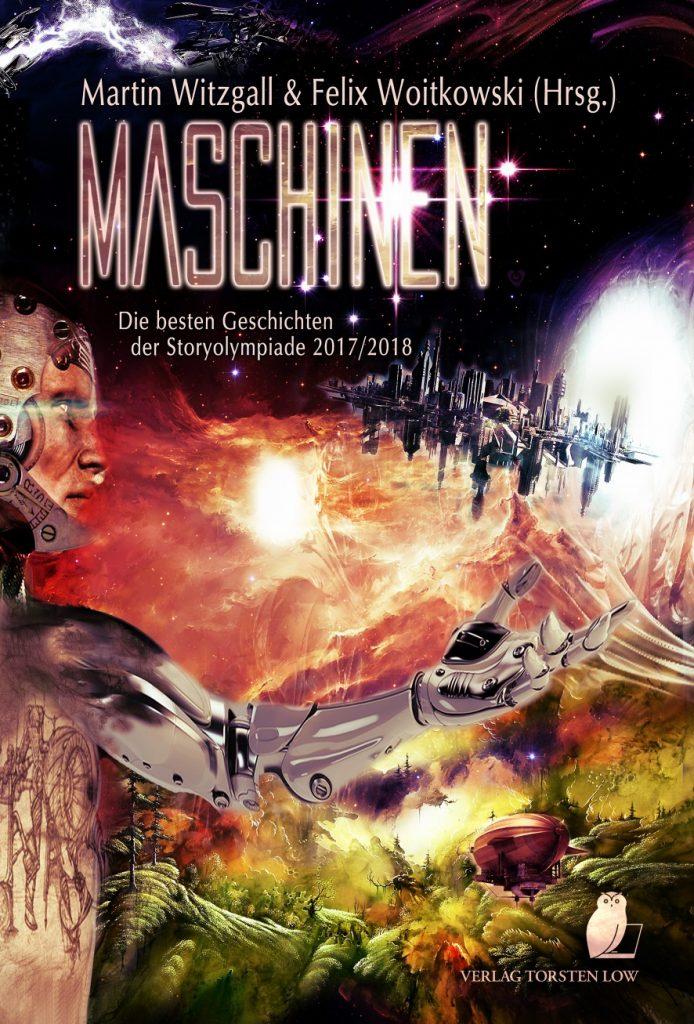 Cover Maschinen von Lothar Bauer und Timo Kümmel